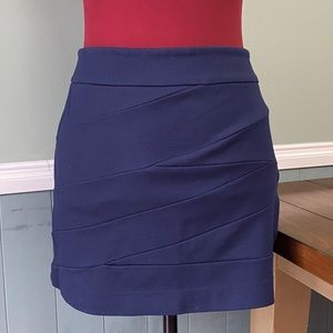Express Women's Stretch Bandage Mini Skirt, 4